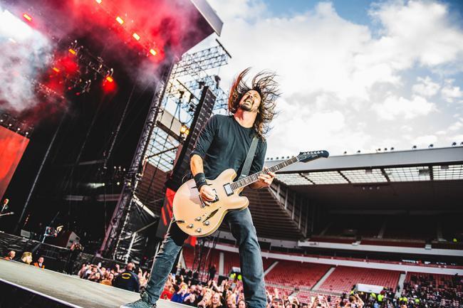 Foo Fighters отменили юбилейный тур