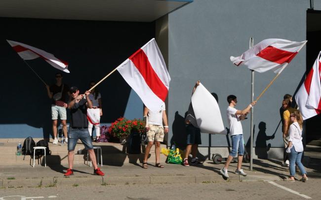 В Беларуси на акциях протеста задержали около 3 тысяч человек