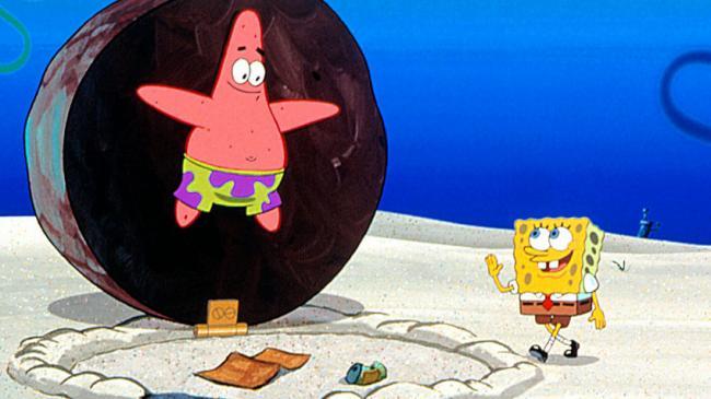 В разработку запущен мультсериал о Патрике из «Губки Боба»