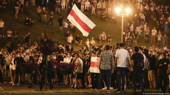 Первый белорусский дипломат за границей поддержал массовые протесты на родине