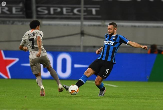 «Интер» легко разбил «Шахтёр» и вышел в финал Лиги Европы