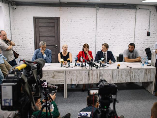 Координационный совет белорусской оппозиции инициирует изменения конституции