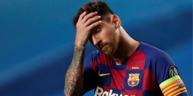 """""""Барселона"""" назвала сумму, за которую готова продать Месси"""