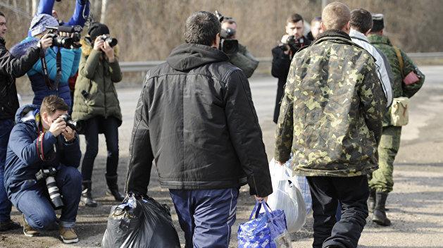 Украина более месяца не может получить информацию о состоянии и местонахождении удерживаемых в ОРДЛО лиц
