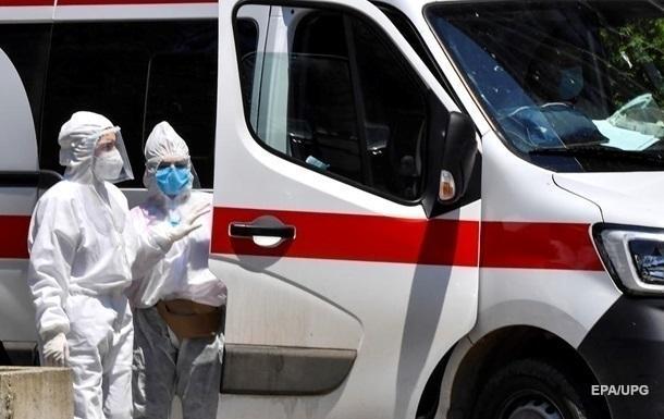 В Киеве сократился прирост коронавируса