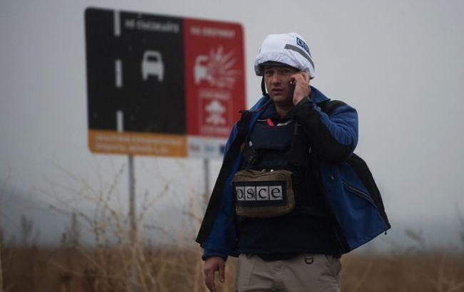 В ОБСЕ зафиксировали очередные нарушения со стороны боевиков на Донбассе