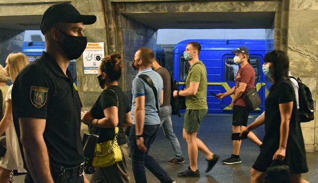 Усиление карантина в Киеве не изменит работу общественного транспорта