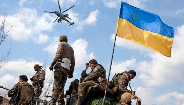Оккупанты открыли провокационный огонь возле Катериновки, потерь нет