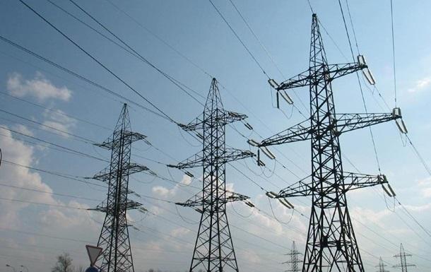 В Украине продолжает сокращаться потребление электроэнергии