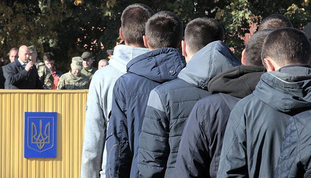 Осенью в армию призовут более 13 тысяч юношей - решение Кабмина Украины