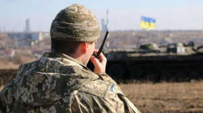 Боевики пытались спровоцировать украинских военных на срыв перемирия в районе Марьинки – штаб ООС