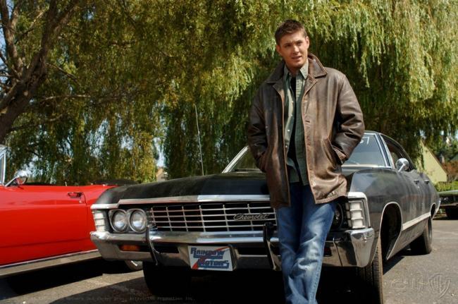 Дженсен Эклс, сыгравший Дина Винчестера в «Сверхъестественном», заберет себе культовую Chevrolet Impalа