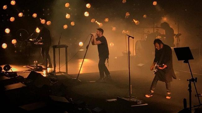 В Зал Славы Рок-н-Ролла введут семерых участников Nine Inch Nails