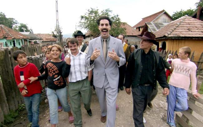 СМИ: Саша Барон Коэн снял продолжение «Бората»