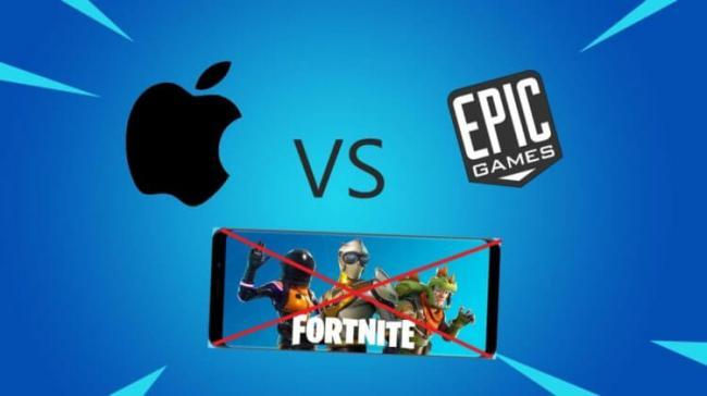 Apple назвала претензии Epic Games масштабной рекламой на фоне гаснущего интереса к Fortnite