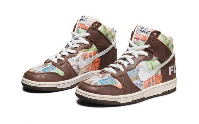 Sotheby's проведут аукцион с самыми редкими кроссовками Nike