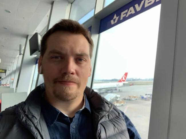 Хочу посмотреть на Украину с расстояния: экс-премьер Гончарук решил несколько месяцев провести в США