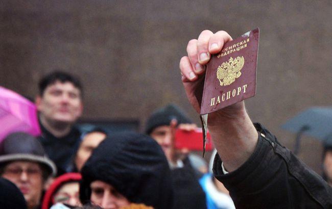 Украина готовит санкции за выдачу российских паспортов в ОРДЛО