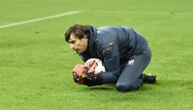 45-летнего Александра Шовковского внесли в заявку на матч с Францией