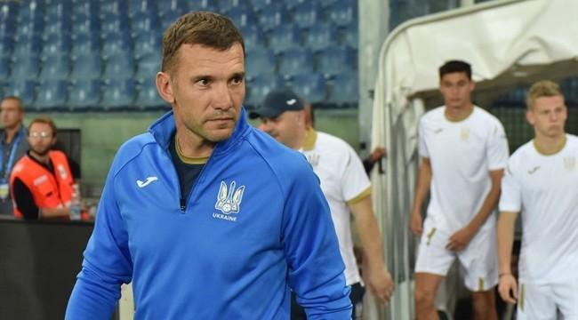 Шевченко вышел на второе место по числу матчей у руля сборной Украины