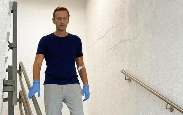 ЕС утвердил санкции за отравление Навального