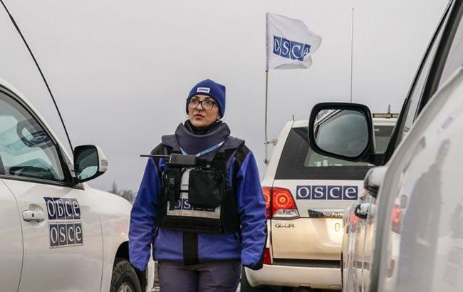 ОБСЕ зафиксировала 19 нарушений на Донбассе за сутки