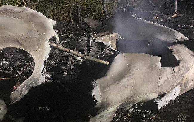 В командовании Воздушных сил отреагировали на расследование авиакатастрофы АН-26