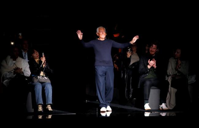 5 главных вещей женского гардероба по мнению Джорджо Армани