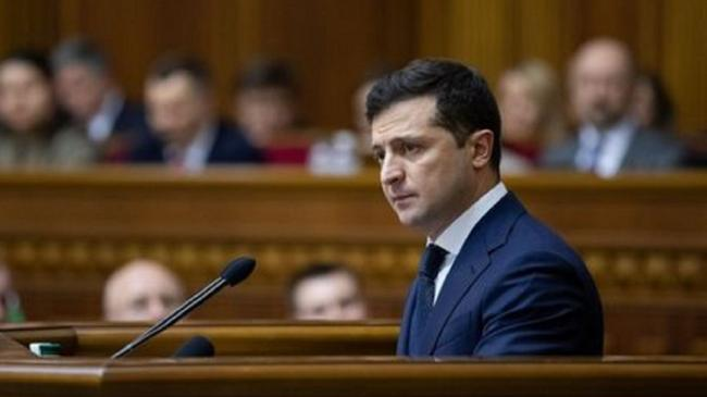 Зеленский выступит с посланием к Раде 20 октября