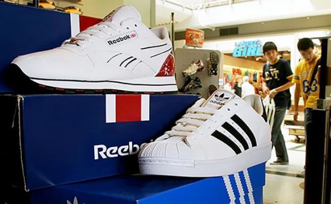 Adidas захотел избавиться от Reebok