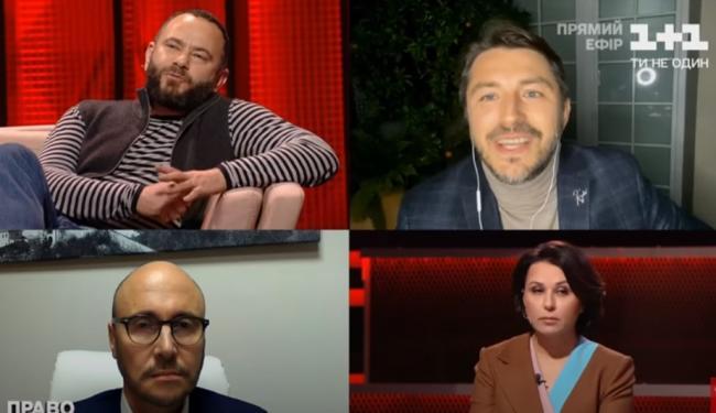 """""""Тупое животное"""" и """"подонок"""": Дубинский и Притула поругались в прямом эфире"""