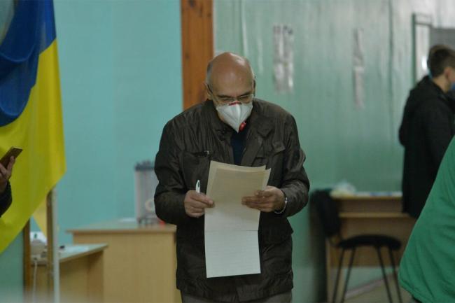 Явка на местных выборах составила 36,88% - ЦИК