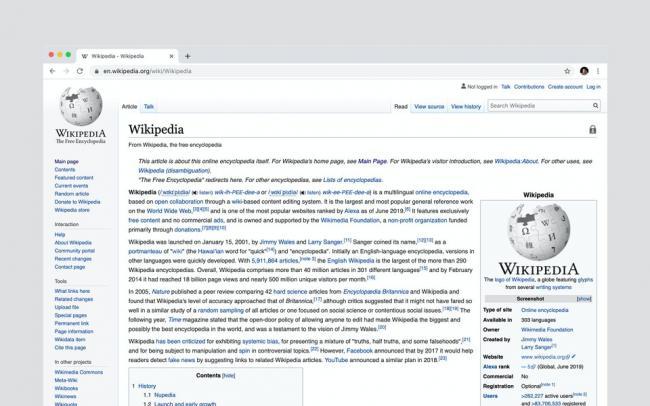 «Википедия» запретила редакторам-новичкам править статью о выборах президента США 2020 года