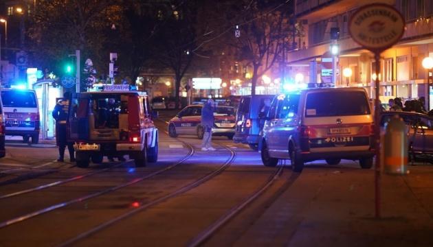 Украина осуждает подлый акт террора в Вене - Кулеба