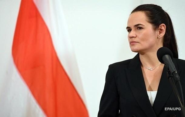 Тихановская определилась с позицией по Крыму