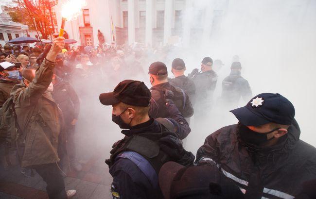 Народную расправу над политиками поддерживают только 25% украинцев