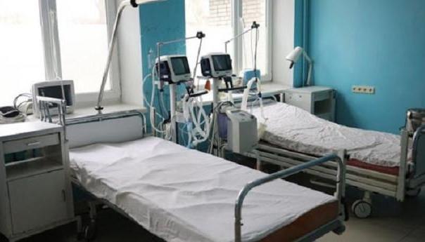 В Украине вновь уменьшилась заполненность больничных коек для COVID-19