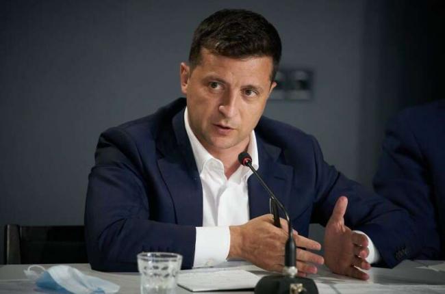 Решение КСУ это проявление заговора старых элит и олигархов, - Зеленский