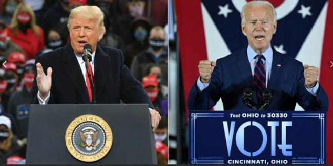 Выборы в США: первые результаты голосования