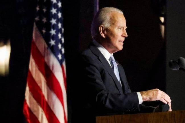 Джо Байден обратился к нации в качестве победителя на президентских выборах в США