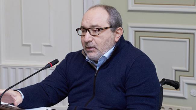 Кернеса зарегистрировали мэром Харькова