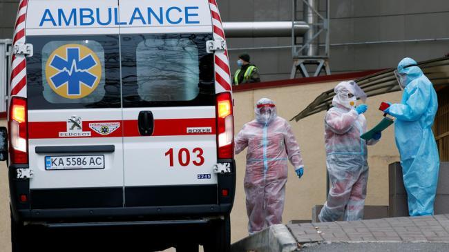 В Украине впервые более 11 тысяч случаев коронавируса