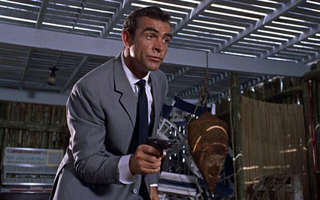 Пистолет Шона Коннери из первого фильма о Джеймсе Бонде выставят на аукцион