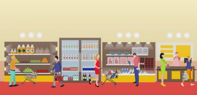 Индекс потребительских настроений близок к минимуму двух лет