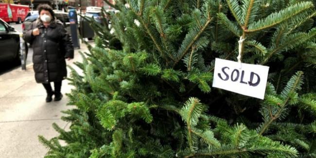 В Украине предлагают ввести двухнедельный локдаун на новогодние праздники