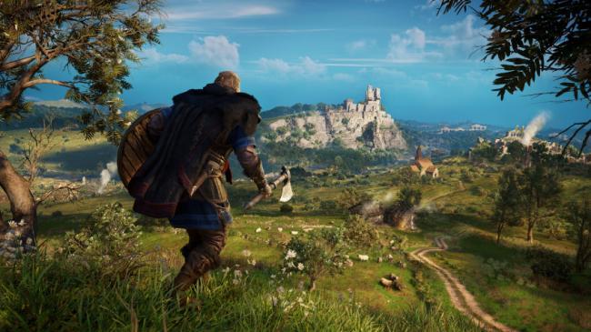 После первого патча Assassin's Creed Valhalla стала работать хуже на PS5