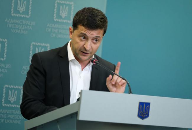 Зеленский подал законопроект об отсрочке кассовых аппаратов для ФОПов