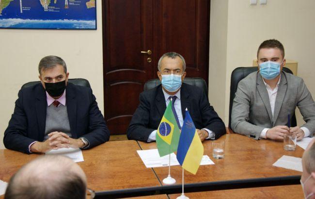 Украина обсуждает космическое сотрудничество с десятками стран