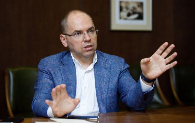 Минздрав Украины планирует вакцинировать от COVID жителей оккупированных территорий