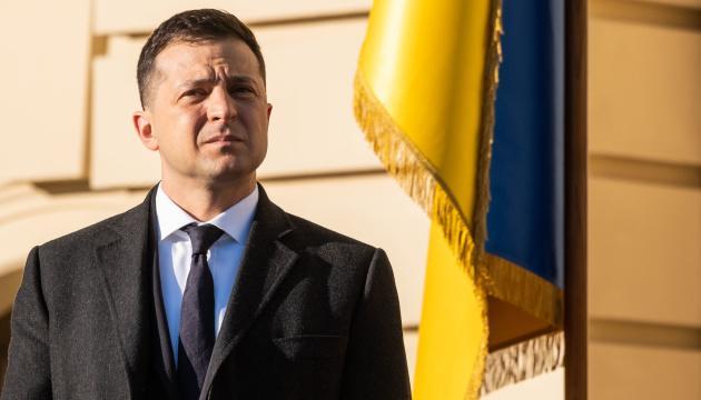 Зеленский возглавляет рейтинг доверия к политикам